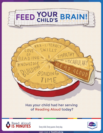 Pelican Family Series Parent's Responsibility To Their Child ReadAloud.Org Pie Image