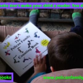 #26 — My child is too young for a book!