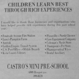 Pelican Family Series Children's Picture Books Rich Experiences Pre School Ad Image