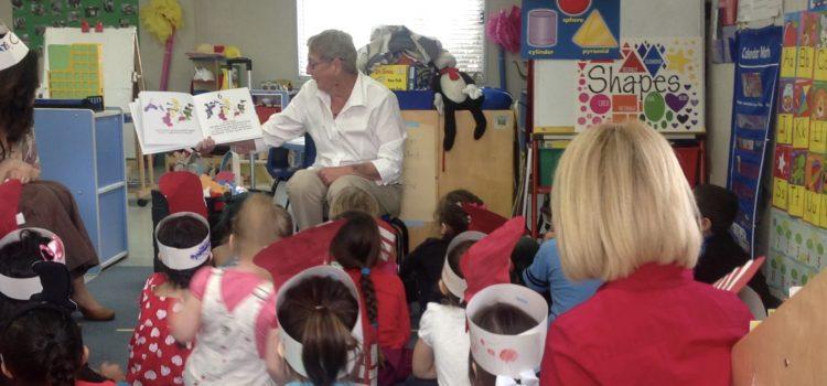 #31 – Reading to Kids Makes Me Happy!