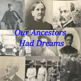 #41– Our Ancestors Had Dreams